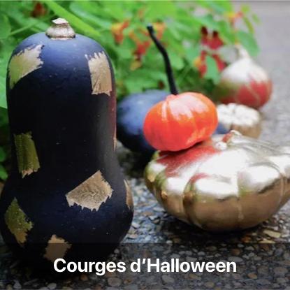 citrouille halloween original tutoriel - blog diy création déco - clem around the corner
