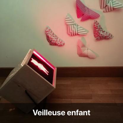 veilleuse enfant tutoriel - blog diy création déco - clem around the corner