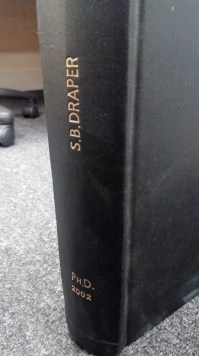 Steve PhD thesis