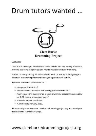 CBDP flyer Oct 2018