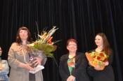 Clémence CARUANA Invitée d'honneur au Salon des Arts de Verfeil, Avril 2015