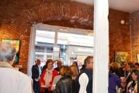 Clémence CARUANA - Prix de la Cotation DROUOT à la galerie de l'écharpe à Toulouse, Novembre 2015