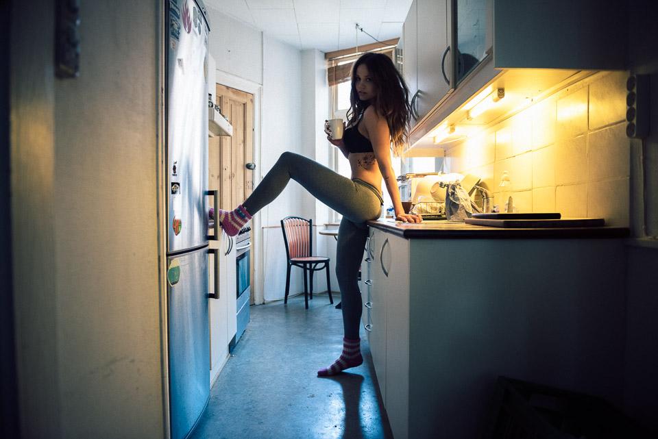 apartment, Beauty, clemen, ClemenFoto, ClemenFoto.dk, crazy, Danmark, Denmark, Fun, natural, Rod Clemen, Sandra Daae, Sexy, Stephanie Albek