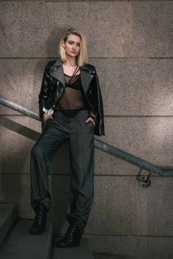 Christiane Vigh   Étoile Models