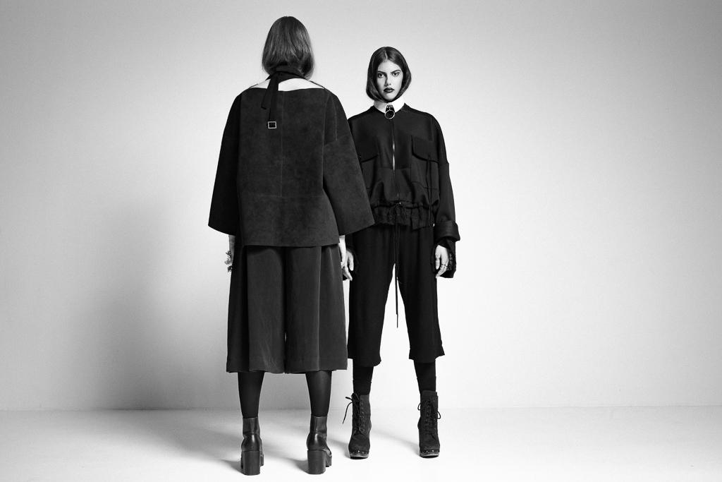 Mille | Le Management | Amish Vibe Fashion Shoot