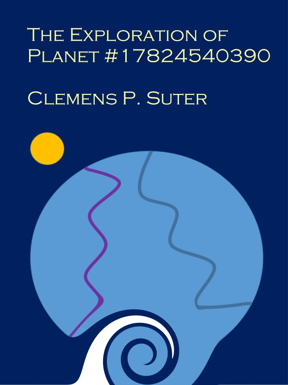 "eBook Cover ""The Exploration of Planet #17824540930"""