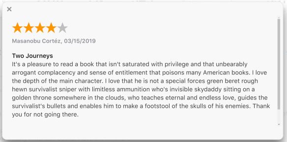 iTunes Review on Apple Books