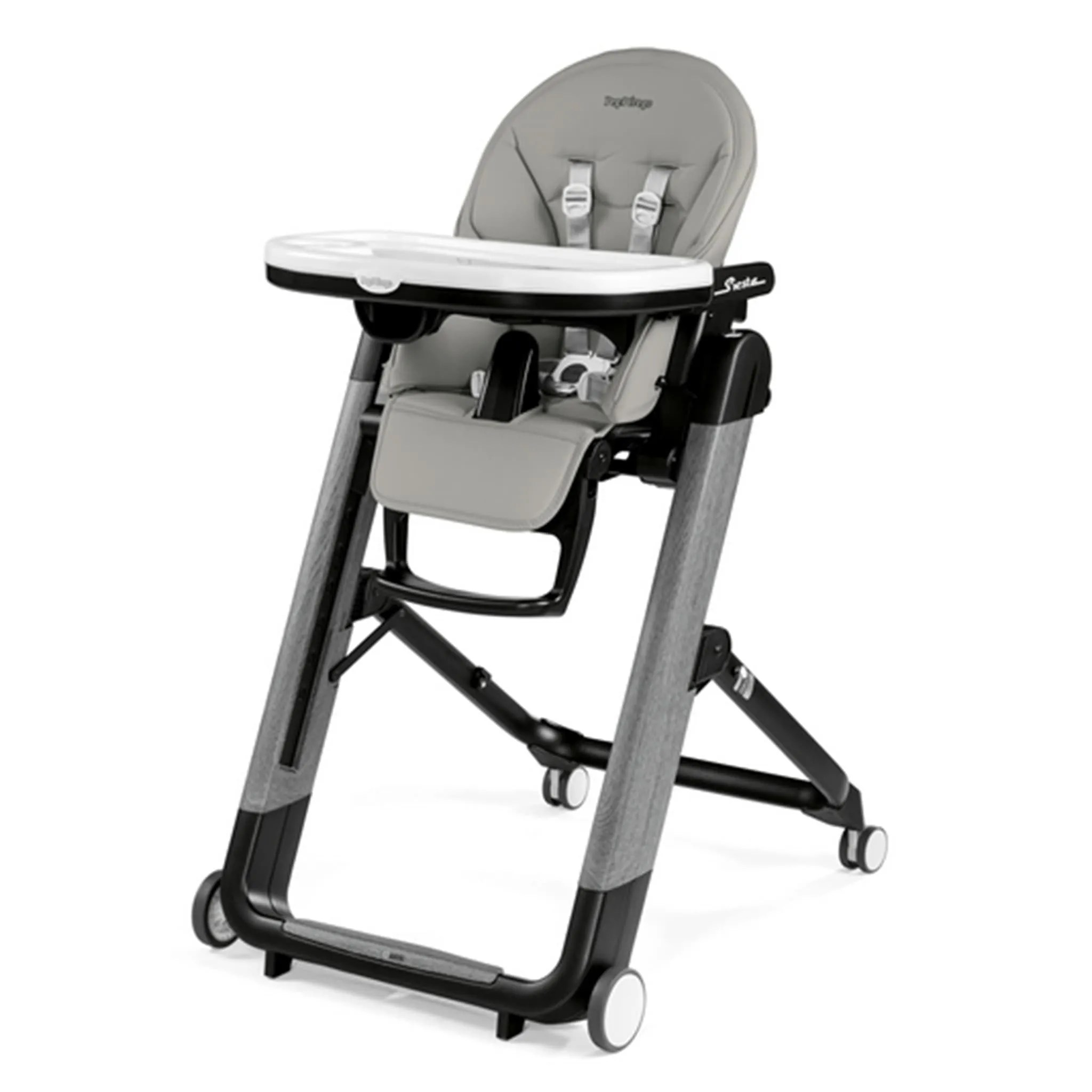 Will Chair Peg Perego Siesta High Chair Ambiance Gray Clement
