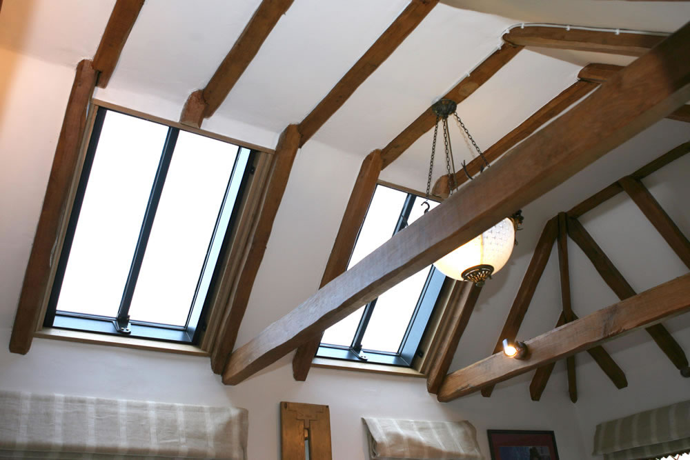 Gallery Of Steel Rooflights Conservation Rooflights By