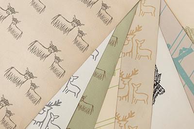 Clement Design Wallpaper Samples
