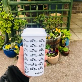 Highland Coo Travel Mug by Clement Design