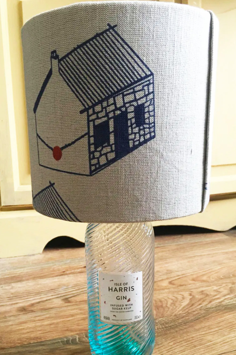 Bothy Hand-printed Lampshade by Clement Design