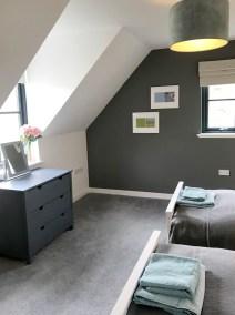 Cliff Grey Bedroom