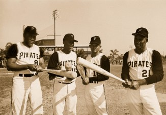 Roberto Clemente at Spring Training The Clemente Museum features the world's largest exhibited collection of Roberto Clemente baseball artifacts, works of art, photographs and memorabilia of his teammates, his personal life, and his humanitarian causes.