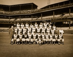 Pittsburgh Pirates 1960 Team Shot