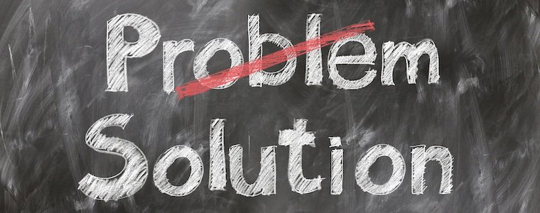 Understanding your customer's problems - What's your problem, here's the solution