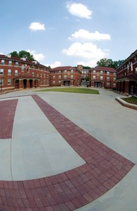 In 2006, fraternity and sorority housing on the Quad received LEED (Leadership in Energy and Environmental Design) silver certification from the U.S. Green Building Council.