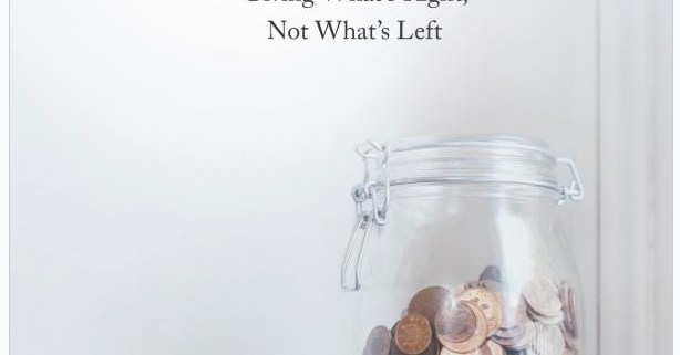 Rembert R. Stokes Cultivating Generosity: Giving What's Right,