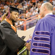Defensive back Jerrodd Williams graduated this spring.