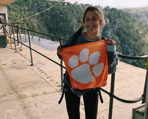 South Africa: Elizabeth Crowther '19