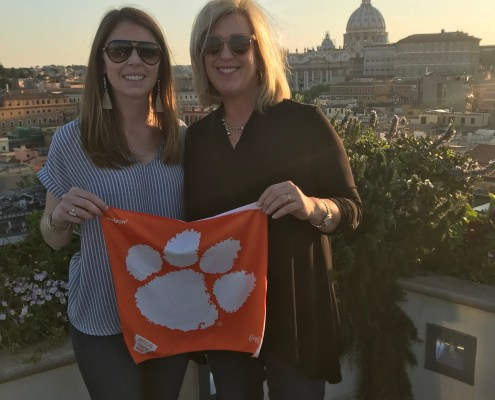 Italy: Mary Hunter Brown '17