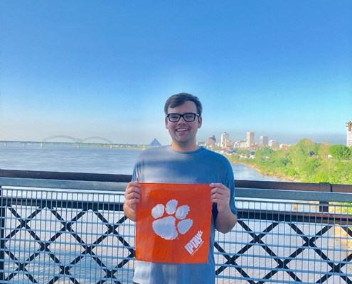 Tennessee: Jacob Chambers '19