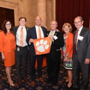 DC/Maryland Clemson Club Evening