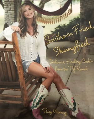 Paige Duke Murray '09: Southern Fried Skinnyfied (independently published) is a cookbook full of the author's favorite Southern recipes made healthier and shared alongside glimpses of life on her ranch.