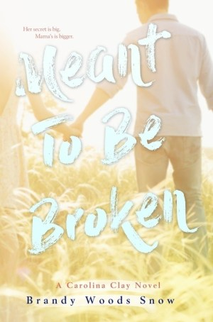 Brandy Woods Snow '01 Meant to be Broken (Filles Vertes Publishing) is a young adult, contemporary romance about a Southern small-town girl who finds herself caught in the middle of a love triangle and a devastating secret.