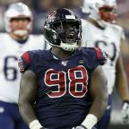 Texans Say Thank You To Former Tiger