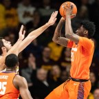 Clemson Forward Reportedly Enters Transfer Portal