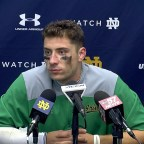Notre Dame QB Ian Book Guarantees Win Over Clemson In ACC Championship
