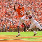 Return of Justyn Ross Gives Clemson Offense Dynamic Set of Playmakers