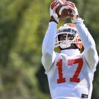 (WATCH) Cornell Powell: Breakout Year for Clemson Wideout