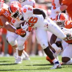 Clemson Running Back Room Full of 'Unique' Players Capable of 'Making Plays'