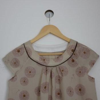 Blouse légère blouse 02