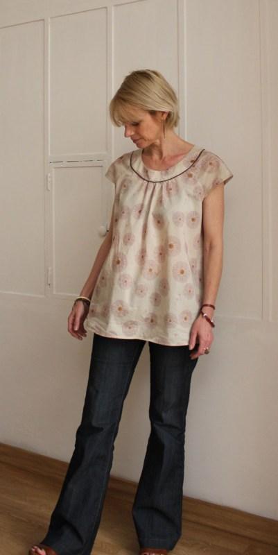blouse 05  Blouse légère blouse 05 401x800