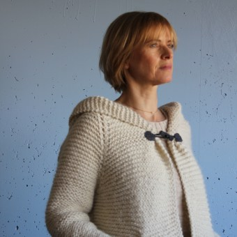 veste tricot femme Du point mousse…une veste IMG 1894 340x340