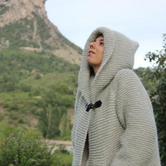 veste tricot femme Du point mousse…une veste IMG 2485 340x340