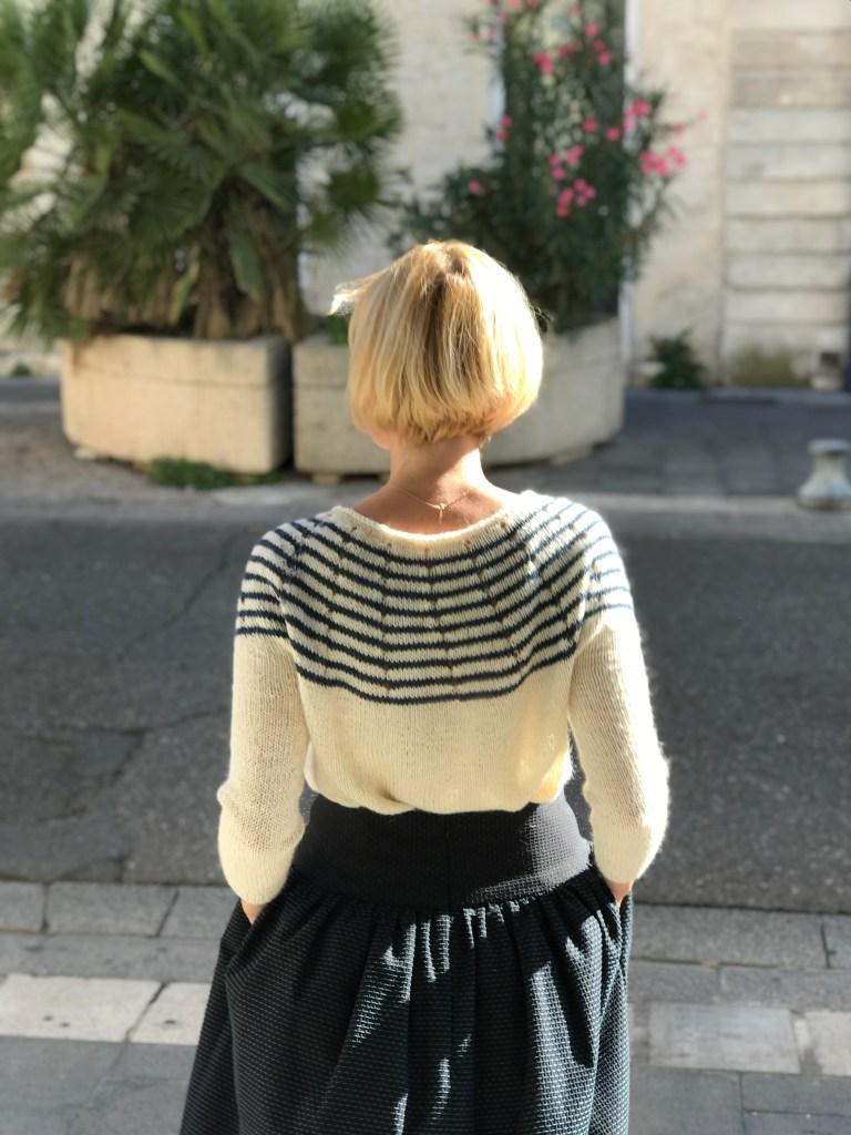 pull, tricot Un pull qui se tricote (presque) tout seul ! IMG 8063 768x1024