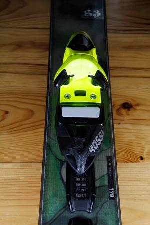 reglage fixation ski peche et sac a dos