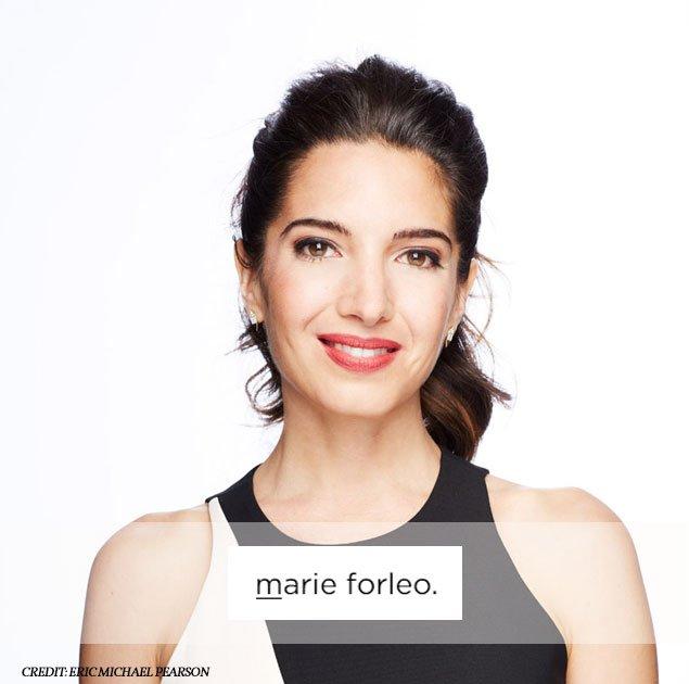 Marie Forleo Blog