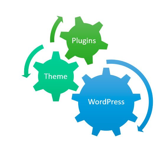 a WordPress website can seem complex
