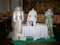 Historical Society Wedding Dress Display - 2009