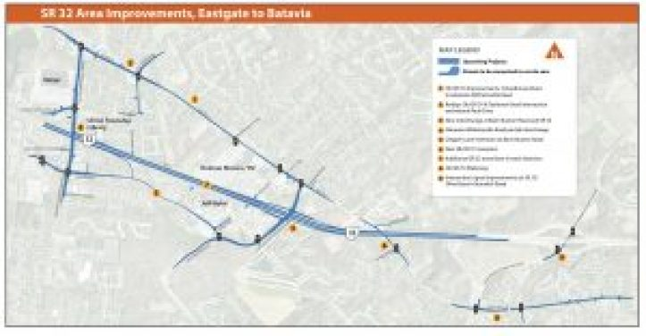 Rt 32 Plans And Proposals