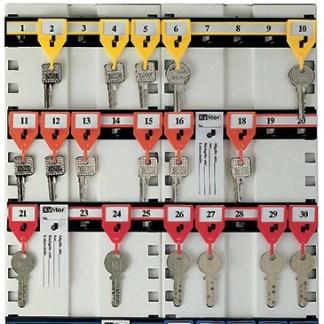 Armoires à clés