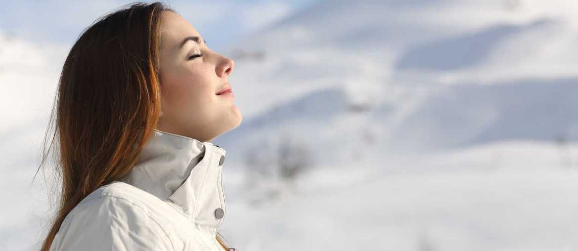 benefits of taking deep breaths
