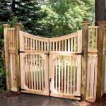 Northern White Cedar Gates
