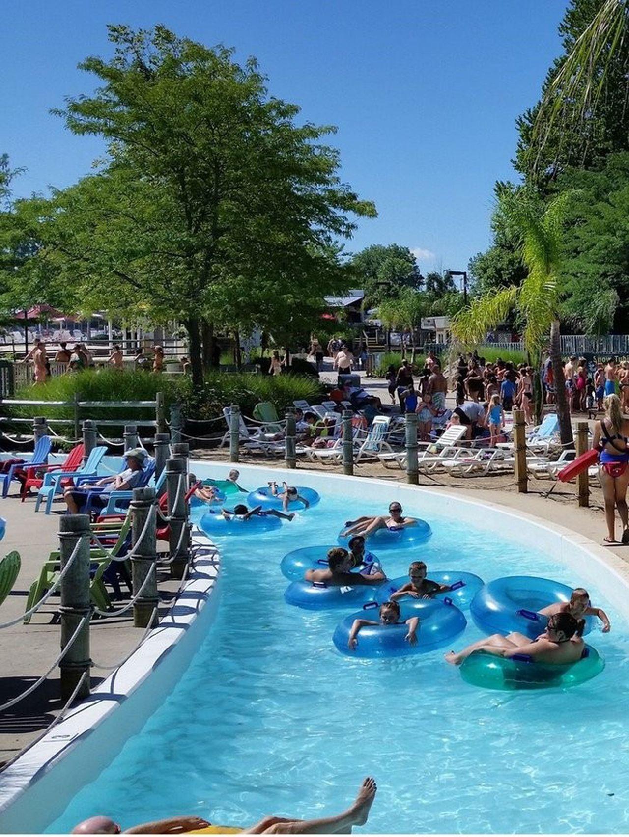 Water Park Citra Garden : water, citra, garden, Summer, Travel, Guide, 2018:, Force, Museum,, Cincinnati, Reds,, Kings, Island, Cleveland.com