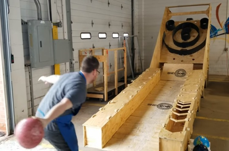 Giant SkeeBowling by Dungeon Studios Prototyping
